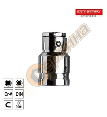 Вложка 1/2 за накрайници 10мм Ceta Form BT/8008