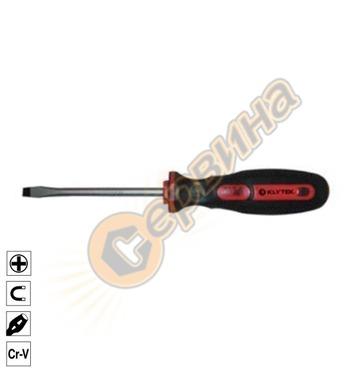 Отвертка Phillips PH1x5.0x100мм Kly-Tek KY5100