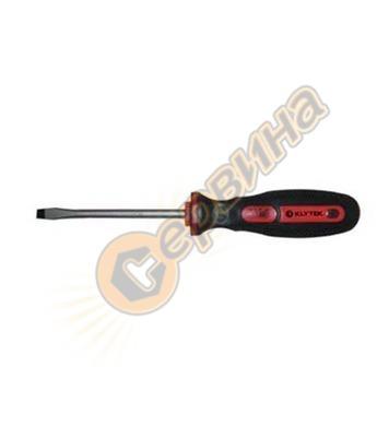 Отвертка Phillips PH2x6.0x125мм Kly-Tek KY6125
