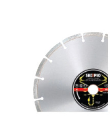 Диамантен диск Skorpio 230x22,2 Metal lazer  COMET