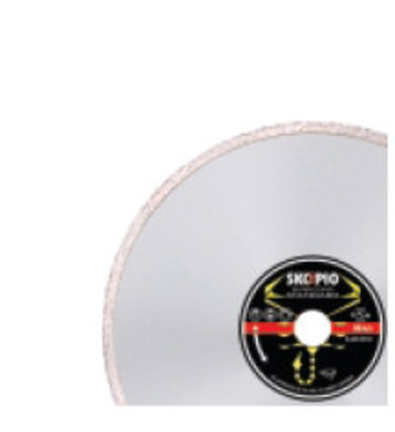 Диамантен диск Skorpio 230x22,2 Silver conti COMET