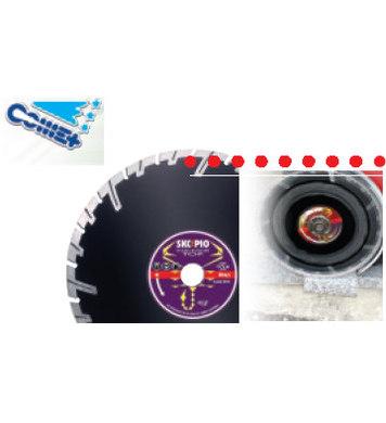 Диамантен диск Skorio 125x22,2 Stab.runer  COMET