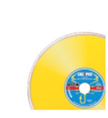 Диамантен диск Skorpio 125x22,2 Ekonom conti COMET