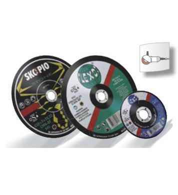 Диск рязане метал Flexco 125x1x22  COMET
