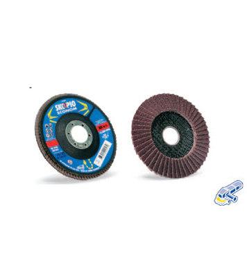 Ламелен диск Zirkon Al Ox (Z) P 40 60 80 100 120 ECONOM 125x