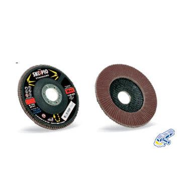 Ламелен диск Zirkon Al Ox (Z) P40 60 80 100 120 CTANDART 115