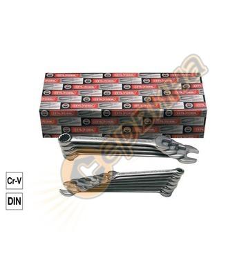 Ключ звездогаечен Ceta Form B01-B12 12бр - кутия