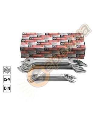 Ключ гаечен Ceta Form B09-B10 10бр 6-26мм - кутия