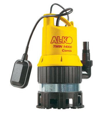 Потопяема-дренажна помпа TWIN 14000 AL-KO 112373 9.5метра 14