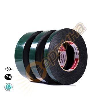 Лента двойно залепваща 25мм х 10метра Bondit BNF25 - черна