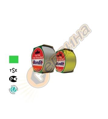 Лента-тиксо армирана 48мм х 10метра Bondit BNC198 - зелена 2