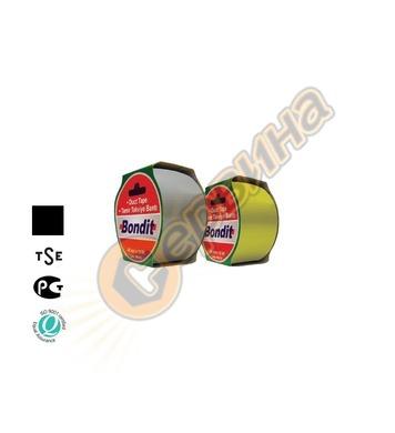 Лента-тиксо армирана 48мм х 40метра Bondit BNC195 - черна