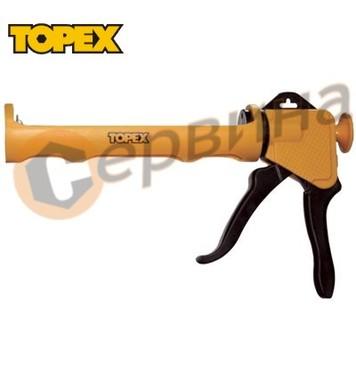 Пистолет за силикон Topex- PVC 21B438