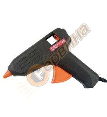 Пистолеt за силикон 40W TopTools- комплект