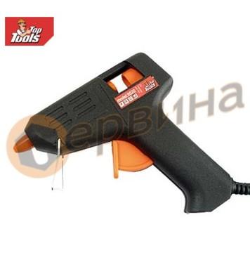 Пистолет за силикон 30W TopTools- комплект