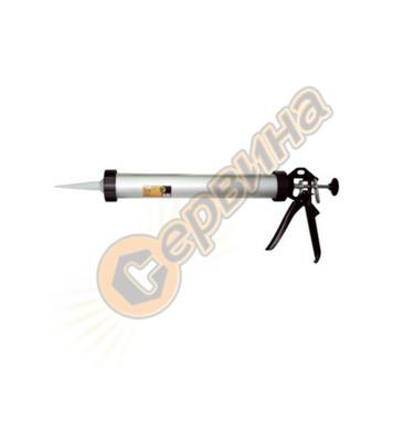 Пистолет за полиуретанов уплътнител Orient- 400мл. алуминиев