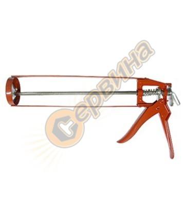 Пистолет за силикон Eltos AKT331 - алуминиев