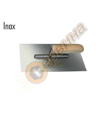 Маламашка гладка 270х130мм Decorex D330