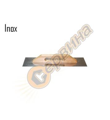 Маламашка гладка 460х130мм Decorex D314
