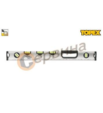 Алуминиев нивелир 100см Topex 29C884