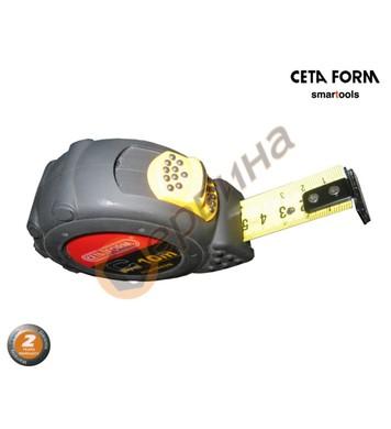 Ролетка Ceta Form C-pro 10мx25мм P03-1025N