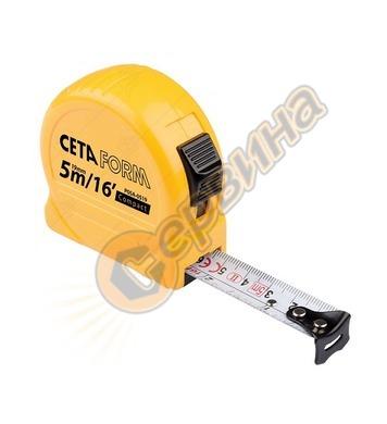 Ролетка 10м x 25мм Ceta Form P05-1025 33992