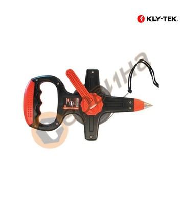 Ролетка Kly-Tek 30мx13мм KMU030