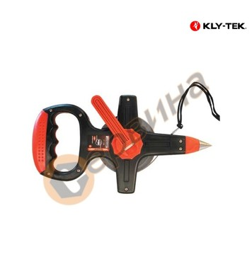 Ролетка Kly-Tek 50мx13мм KMU050
