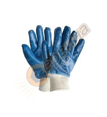 Ръкавици топени в нитрил Decorex ELD40 33294 12бр/стек