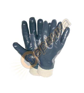 Ръкавици топени в нитрил Roller 0006-10 10614 12бр/стек