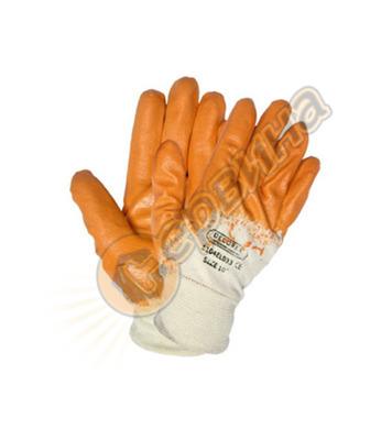 Ръкавици топени в нитрил Decorex ELD33 27537 12бр/стек